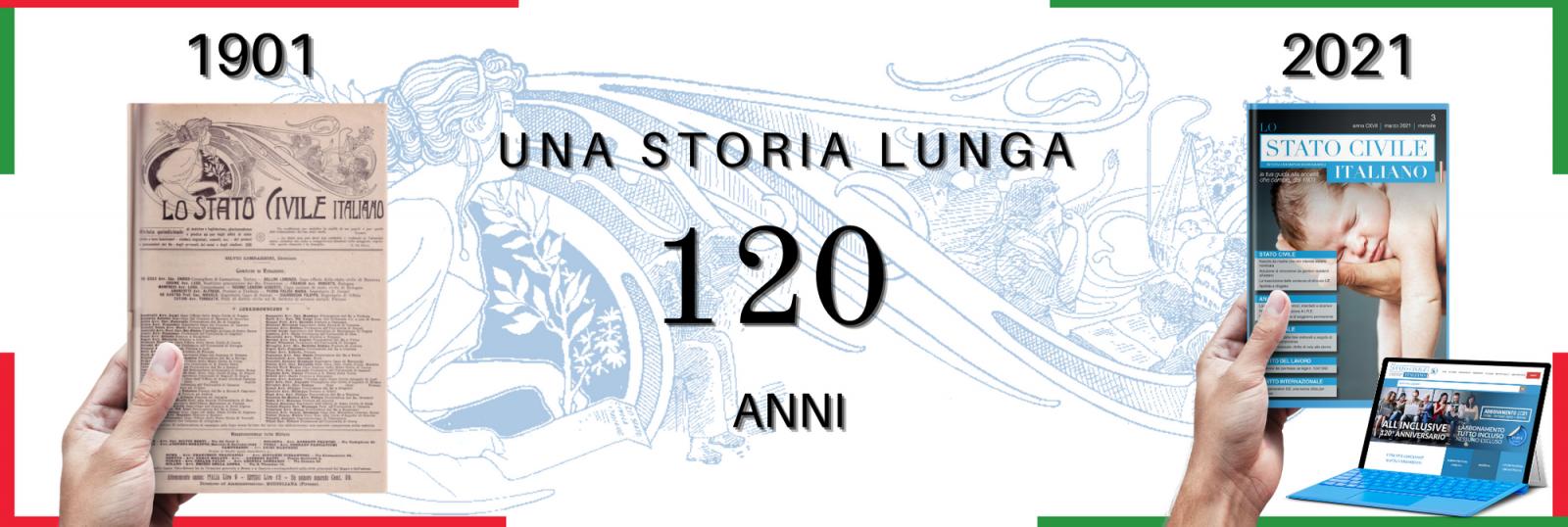 Anniversario 120